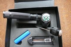 Нож куботан Спелеолог, с фонариком, фото 5