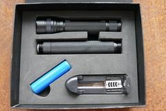 Нож куботан Спелеолог, с фонариком, фото 6
