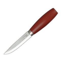Нож Morakniv Classic № 1, углеродистая сталь, береза, красный