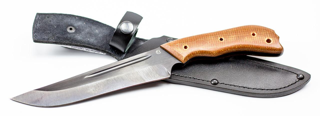 Фото 11 - Нож Гарпун-1, текстолит от Титов и Солдатова