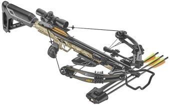 Арбалет блочный Ek HEX-400, камуфляж (c комплектацией) от Ek Archery