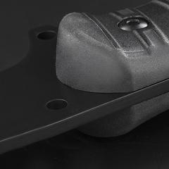 Мачете Fox Jungle Parang, сталь X50CrMoV15, рукоять термопластик GRN, чёрный, фото 7