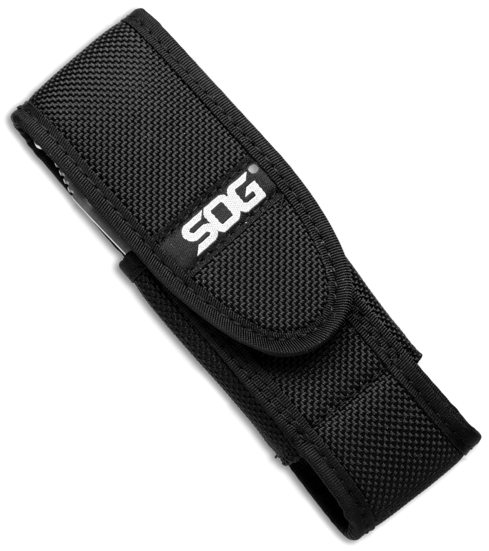 Фото 9 - Складной нож FatCat Limited Edition - SOG FC01, сталь VG-10, рукоять Kraton® (резина)