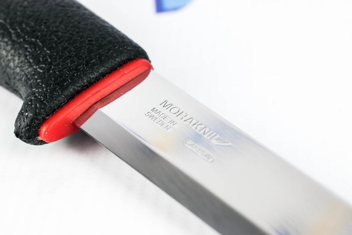 Фото 4 - Нож с фиксированным лезвием Morakniv Allround 731, углеродистая сталь, рукоять пластик