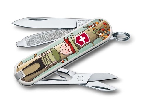 Складной нож Victorinox Classic LE 2016