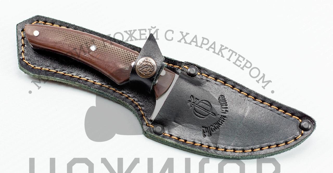 Фото 12 - Нож Горец малый от Фабрика Баринова