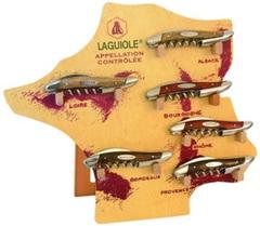 Комплект складных ножей Laguiole 268560