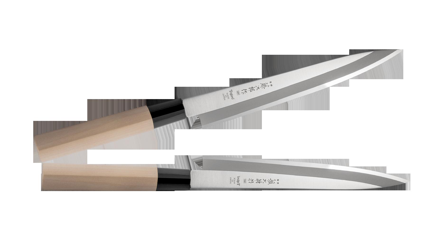 Фото 2 - Нож Янаги Japanese Knife, Tojiro, 200 мм, сталь AUS-8