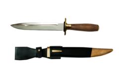 Нож Медведь, 95х18
