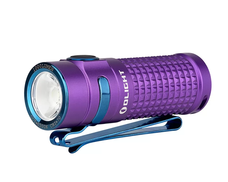 Фонарь Olight S1R II Baton Purple