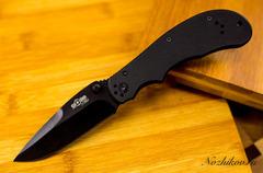 Складной нож Sagat D2, black