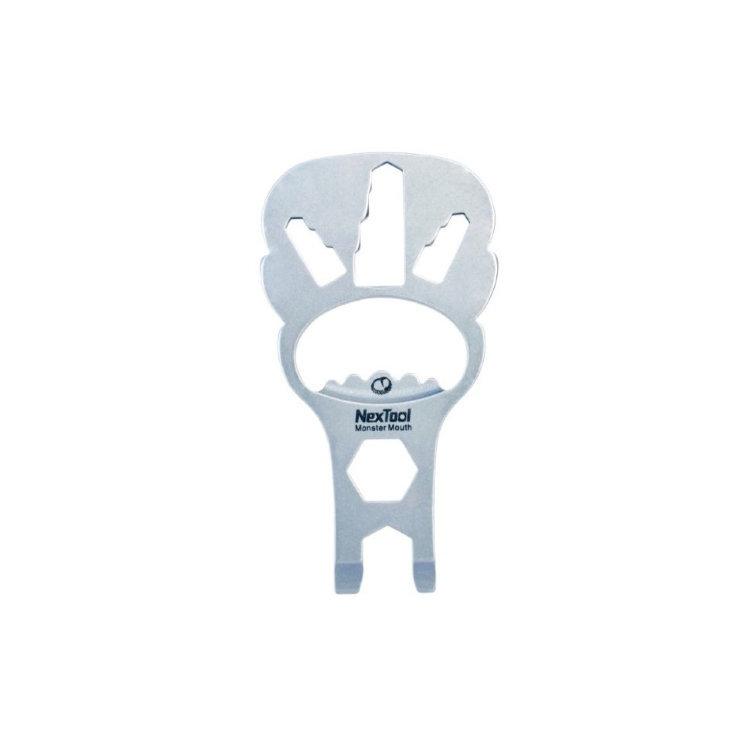 Многофункциональная открывалка для бутылок NexTool Monster Mouth KT5010B