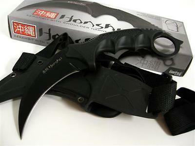 Фото 3 - Керамбит Honshu Karambit - 2, United Cutlery, UC2791, сталь 7Cr13, рукоять пластик, чёрный