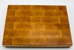 Доска разделочная торцевая, клен, 27х37х3 см, фото 2