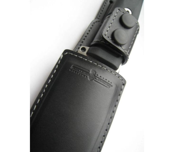 Фото 5 - Полевой поварской нож Extrema Ratio Kato 15 Satin, сталь Bhler N690, рукоять Forprene®