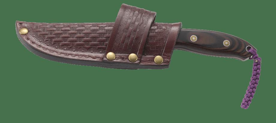 Фото 15 - Нож с фиксированным клинком CRKTHunt'n Fisch™, сталь 8Cr13MoV, рукоять G10