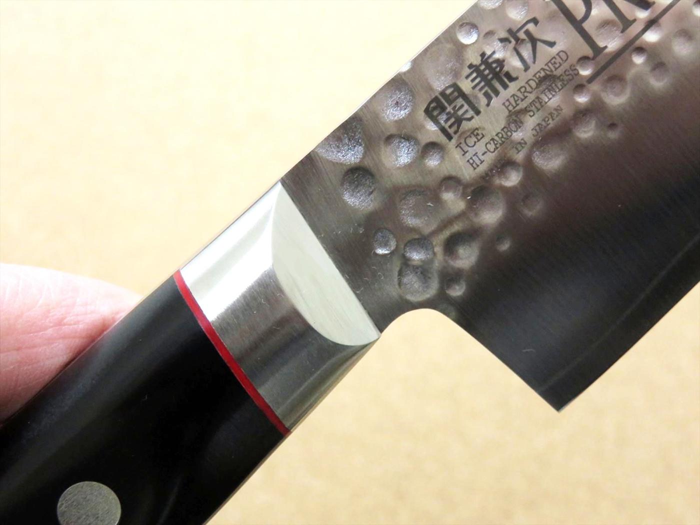 Фото 7 - Кухонный нож Сантоку, Pro-J, Kanetsugu, 6003, сталь VG-10, в картонной коробке