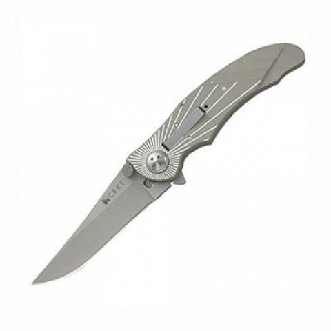 Фото 4 - Складной нож Elishewitz E-Lock Starlight от CRKT