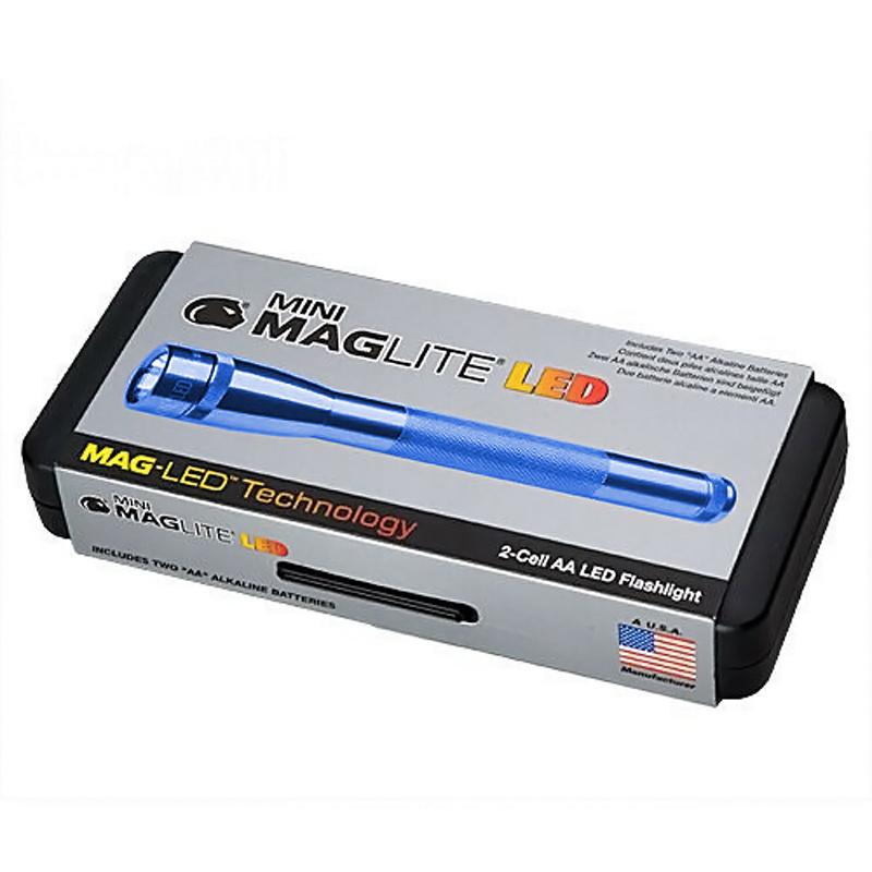 Фото 5 - Фонарь Mag-Lite Mini Mag LED SP22117F