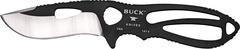 Шейный нож Buck PakLite Large Skinner 0141BKS, сталь 420HC, фото 8