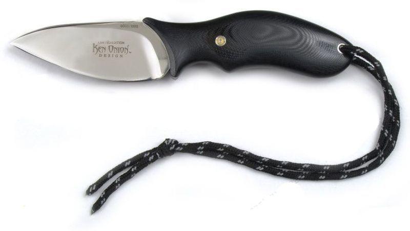 Фото 5 - Нож с фиксированным клинком Onion Skinner-2 от CRKT