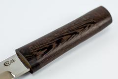 Нож Танто, сталь  Х12МФ, рукоять и ножны венге, фото 3