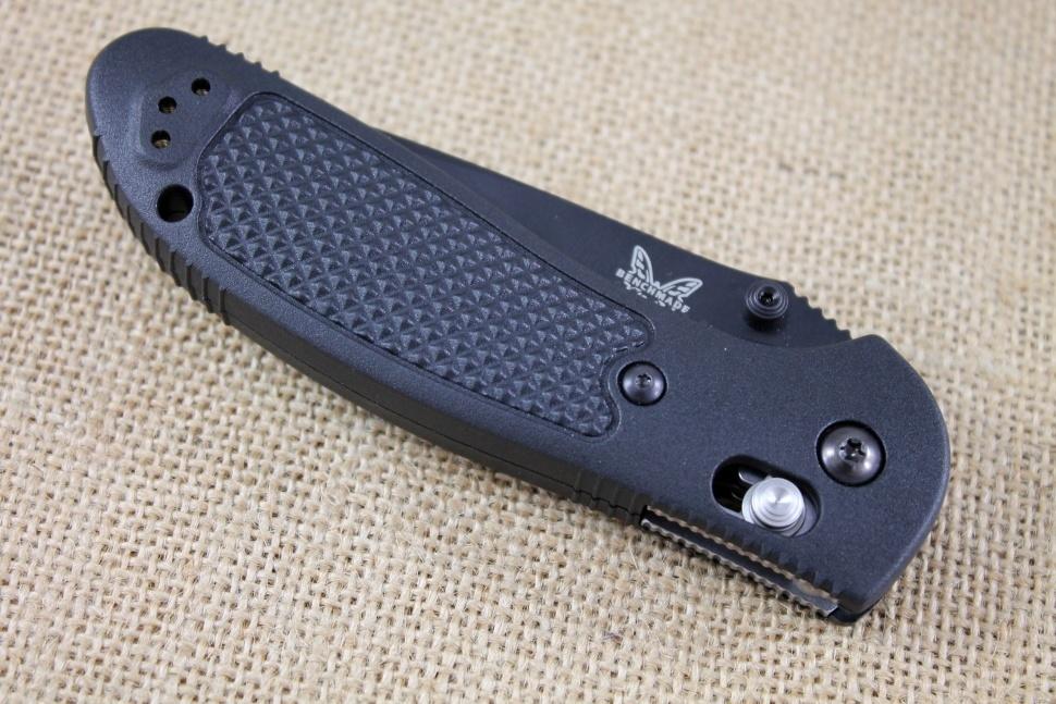 Фото 8 - Складной нож Benchmade Griptilian 551BK, сталь 154CM, рукоять пластик