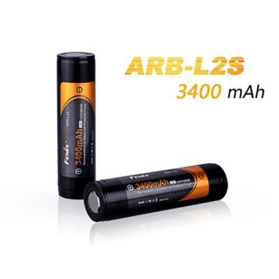 Аккумулятор 18650 Fenix 3400 mAh Li-ion цены