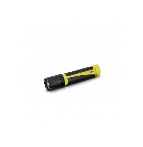 Фонарь светодиодный для дайвинга STINGER GripLite PT0-C4A2, 260 лм, жёлтый/чёрный. Вид 2