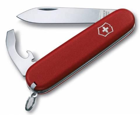 Нож перочинный Victorinox Ecoline 2.2303 84мм 8 функций матовый красный - Nozhikov.ru