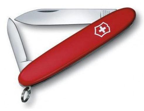 Нож перочинный Victorinox Ecoline 2.6901 84мм 3 функции матовый красный складной нож victorinox walker 84мм красный [0 2313]