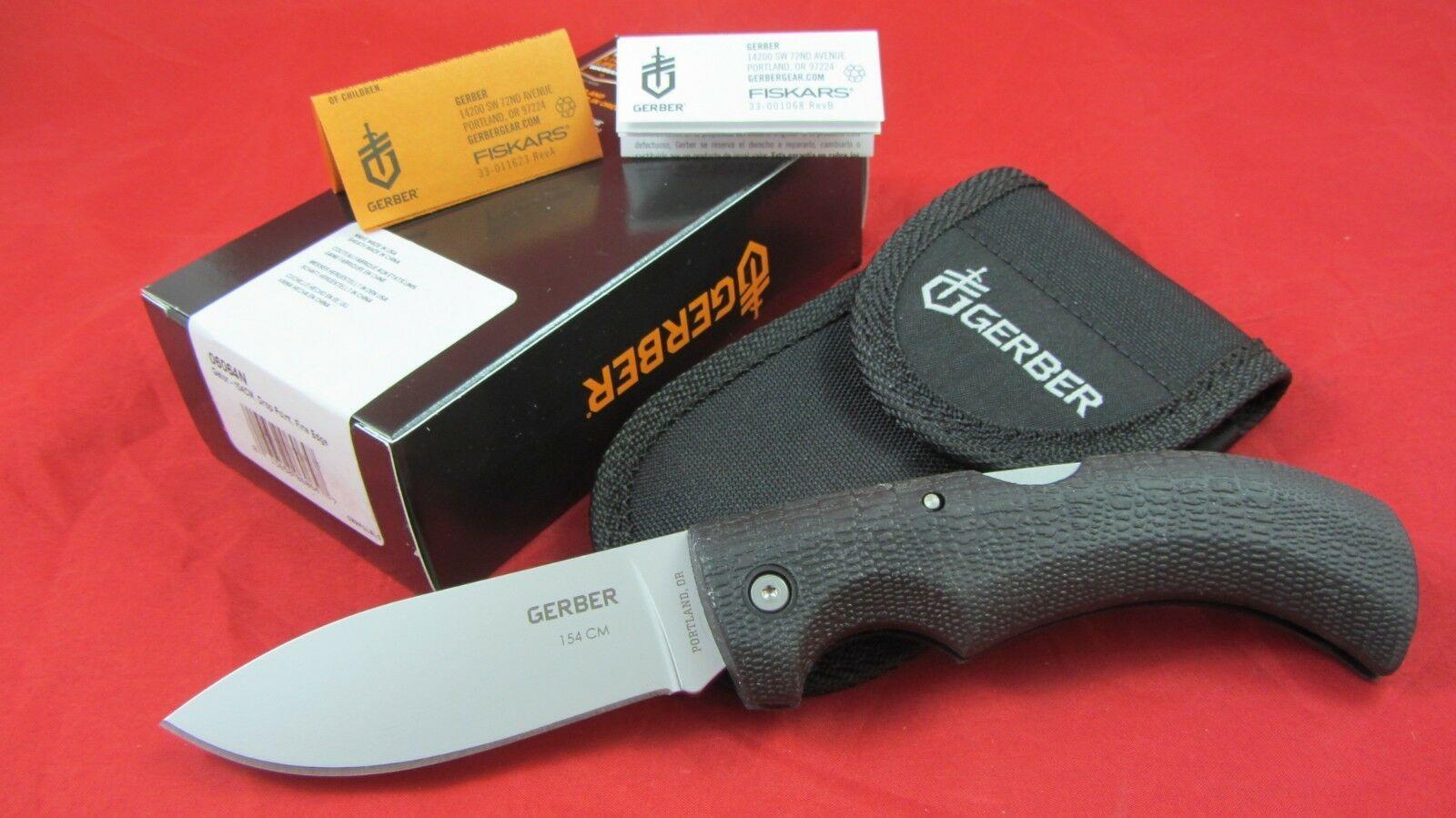 Фото 8 - Складной нож Gerber Gator 154, сталь 154CM, рукоять glassfilled