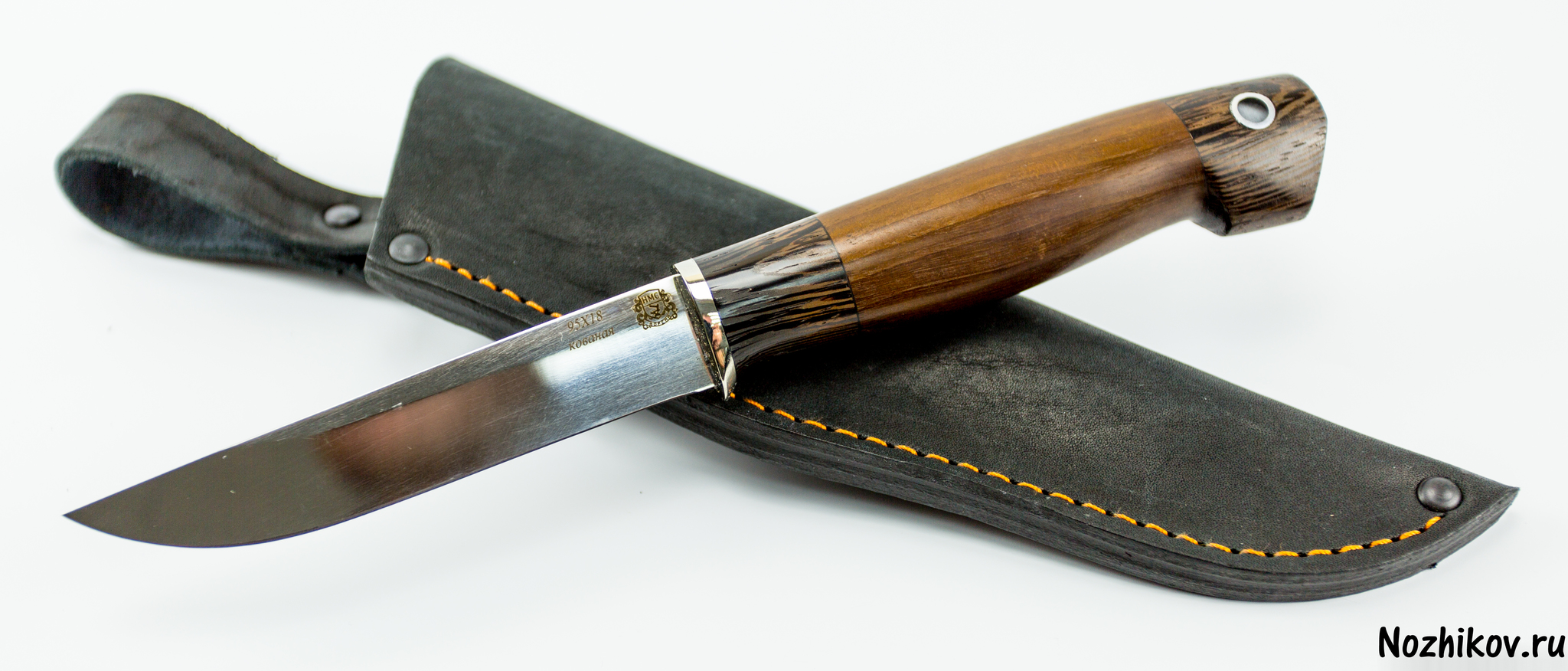 Фото 12 - Нож Финский, 95Х18 от Мастерская Сковородихина
