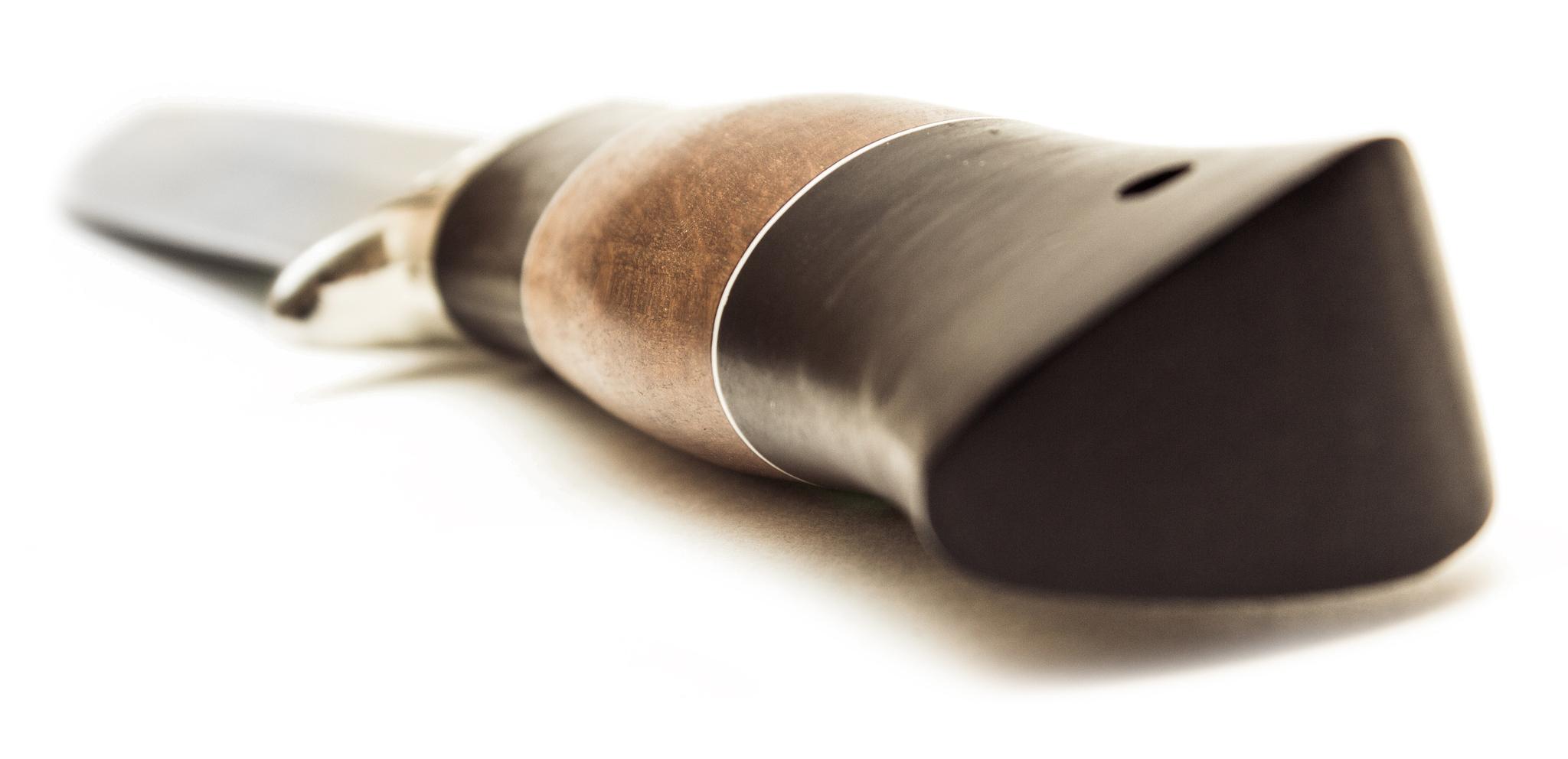 Фото 8 - Нож Беркут, дамасская сталь от Мастерская Сковородихина