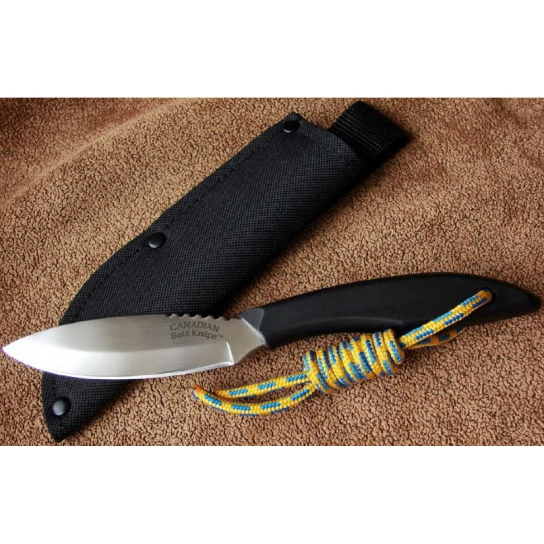 Фото 12 - Нож Cold Steel Canadian Belt 20CBL, сталь 4116, рукоять полипропилен