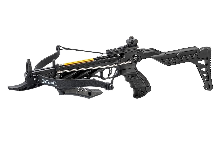 Арбалет-пистолет MK-TCS2 Alligator черный от Man Kung