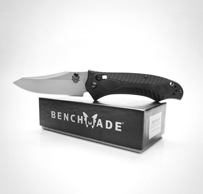 Фото 6 - Нож складной Benchmade Rift 950-1, сталь 154CM, рукоять G10