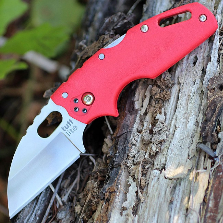 Фото 12 - Складной нож Cold Steel Tuff Lite 20LTR, сталь AUS-8A, рукоять пластик