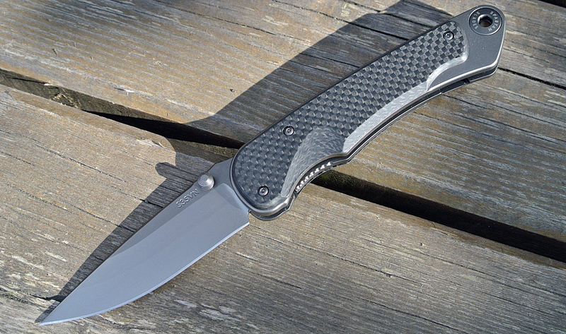 Фото 10 - Нож складной