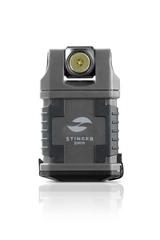 Фонарь карманный светодиодный STINGER GripLite PCW-C4A1, 160 лм, 1250 кд, 45x25x83 мм