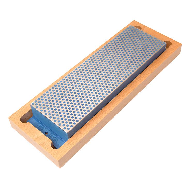 Брусок точильный алмазный DMT Coarse, 325 меш, 45 мкм, в деревянном футляре от DMT® Diamond Machining Technology