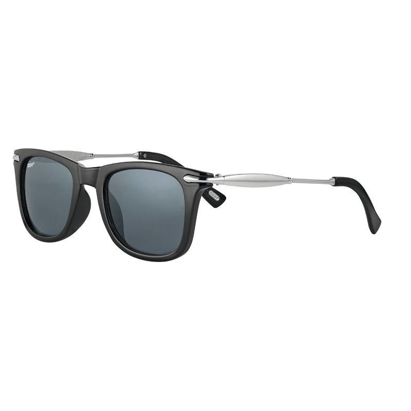 Фото - Очки солнцезащитные ZIPPO OB86-05, унисекс, чёрные, оправа из поликарбоната очки солнцезащитные zippo ob70 01 унисекс чёрные оправа из поликарбоната