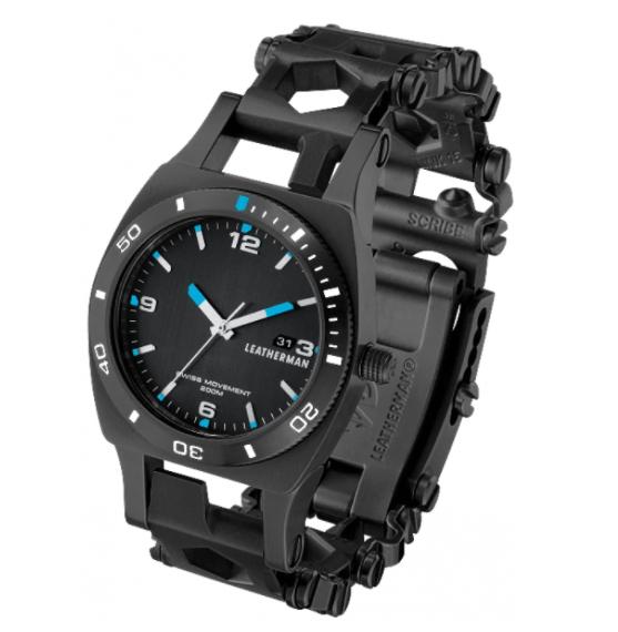 Часы мультитул Leatherman Tread Tempo LT Black