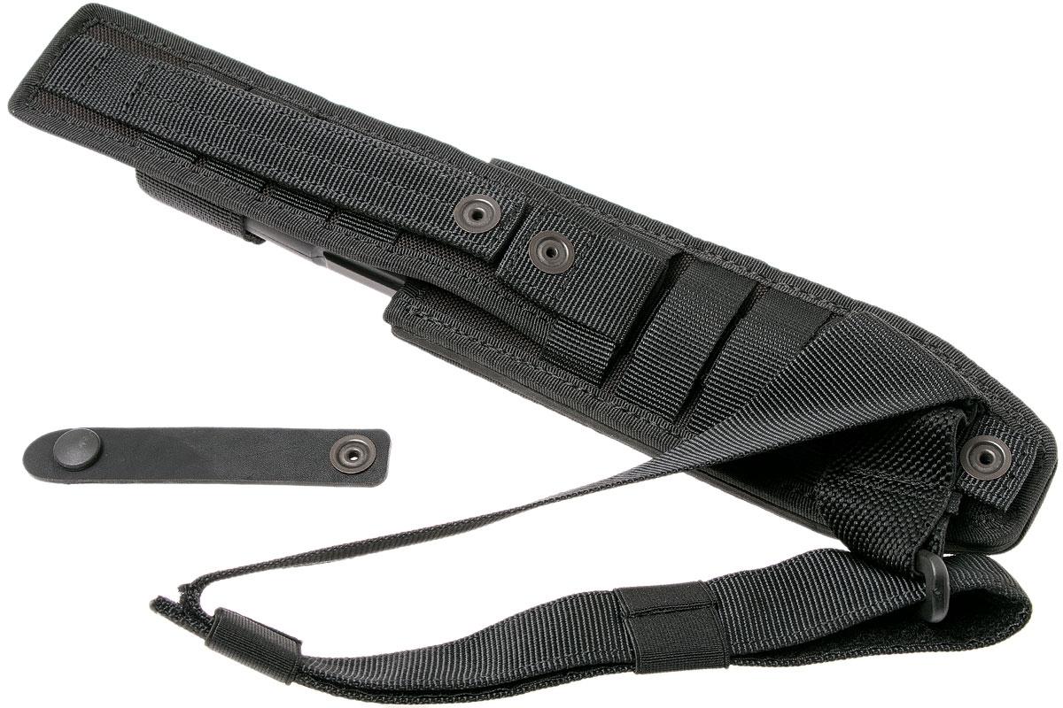 Фото 3 - Нож для выживания с фиксированным клинком Extrema Ratio Dobermann IV Tactical, сталь Bhler N690, рукоять Forprene