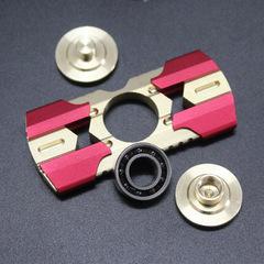 Коллекционный спиннер (Hand Spinner) Red Space, фото 3