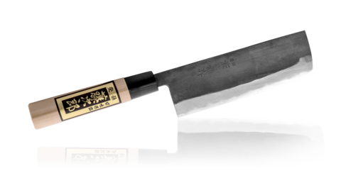 Нож Овощной Japanese Knife 165 мм, сталь Shirogami - Nozhikov.ru