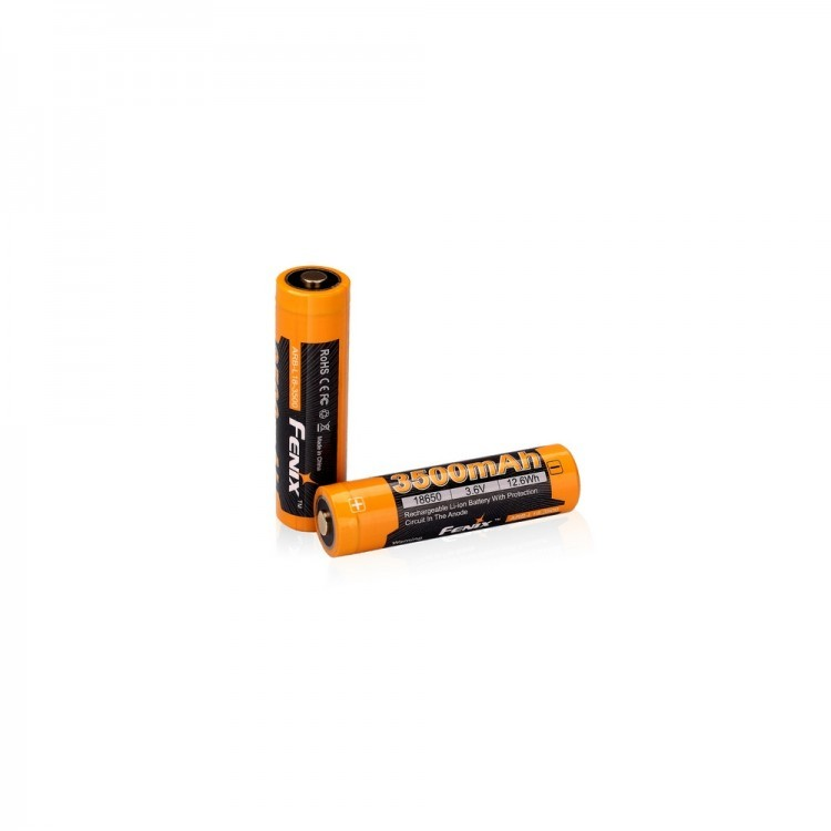 Аккумулятор 18650 Fenix ARB-L18-3500 Rechargeable Li-ion Battery цена