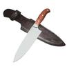 Нож шефа кухонный Металлист MT-42, бубинго, кованная сталь 95х18 - Nozhikov.ru
