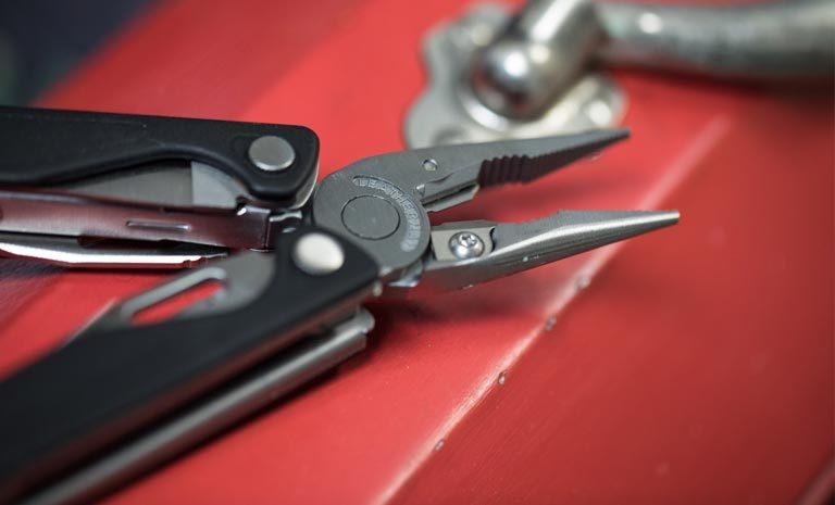Фото 8 - Мультитул Leatherman CHARGE PLUS с нейлоновым чехлом