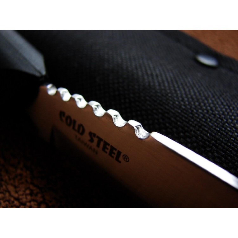 Фото 14 - Нож Cold Steel Canadian Belt 20CBL, сталь 4116, рукоять полипропилен
